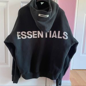 Fear of God Reflective 3M Essentials Hoodie